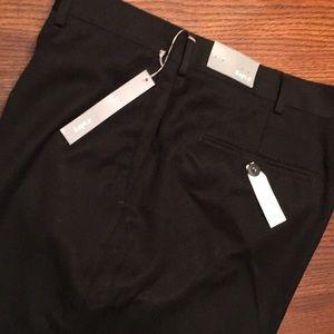 Beautiful Black Straight leg dress trousers New wt